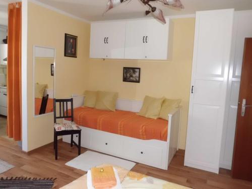 Apartmán - Apartment mit Blick auf die Berge