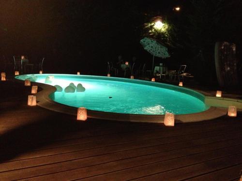 Hotel Villa Cinzia front view