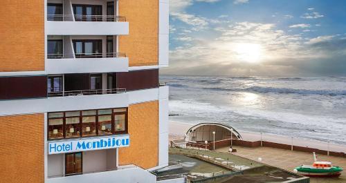 strandhotel monbijou garni in westerland deutschland hotels und ferienwohnungen online buchen. Black Bedroom Furniture Sets. Home Design Ideas