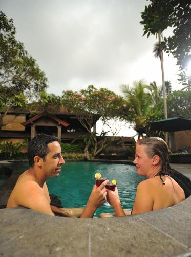 Отель De Munut Balinese Resort 3 звезды Индонезия
