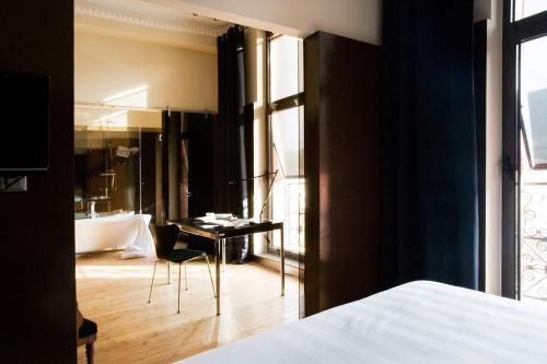 Suite Deluxe Hotel Villa Clementina 2