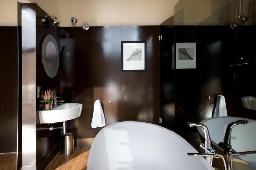 Suite Deluxe Hotel Villa Clementina 3