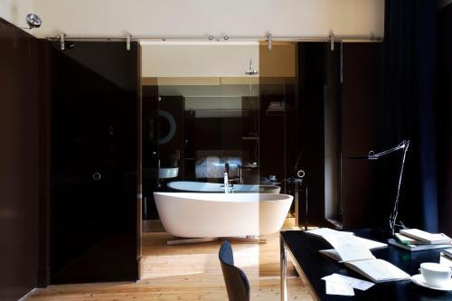 Suite Deluxe Hotel Villa Clementina 4