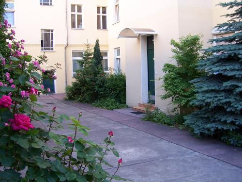 Hotel Pension Streuhof Berlin impression