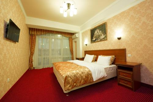 Stay at ANI Boutique Hotel