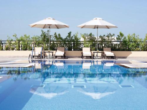 Mövenpick Hotel Apartments Al Mamzar Dubai photo 23