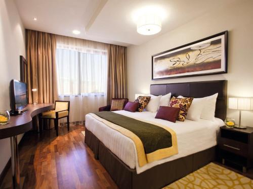 Mövenpick Hotel Apartments Al Mamzar Dubai photo 24