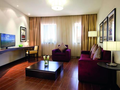 Mövenpick Hotel Apartments Al Mamzar Dubai photo 4
