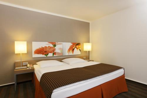 H4 Hotel Frankfurt Messe photo 29