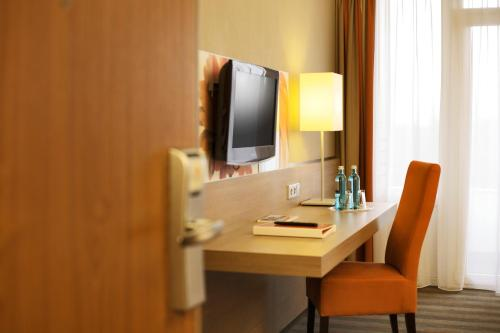 H4 Hotel Frankfurt Messe photo 30
