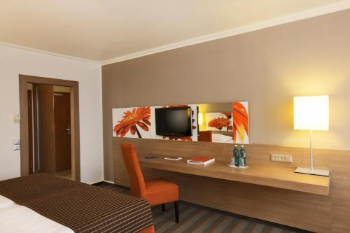 H4 Hotel Frankfurt Messe photo 10