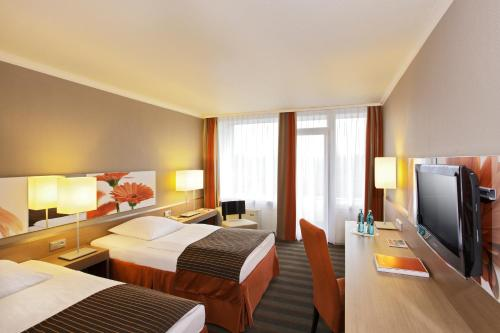 H4 Hotel Frankfurt Messe photo 22