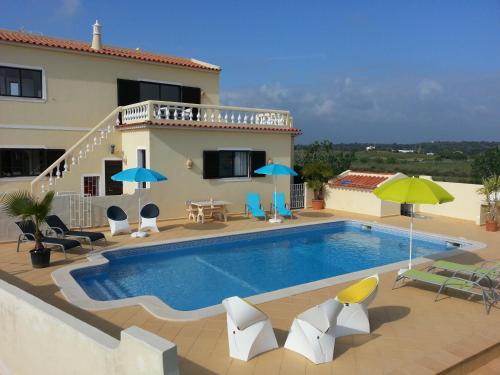Villa Agapios Armacao de Pera Algarve Portogallo