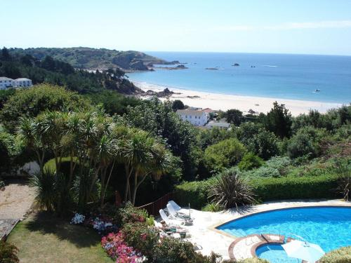 Photo of The Windmills Hotel Hotel Bed and Breakfast Accommodation in St Brelade Channel Islands