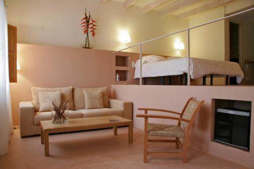 Junior Suite Aldea Roqueta Hotel Rural 1