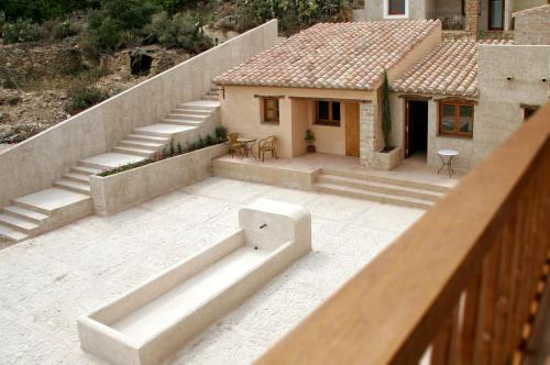 Junior Suite Aldea Roqueta Hotel Rural 5