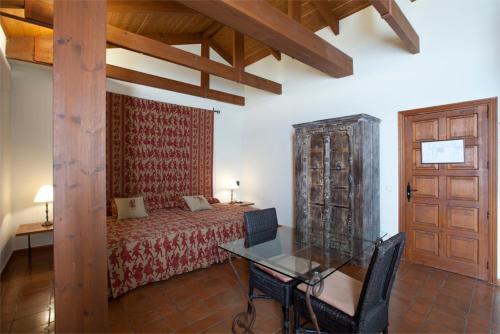 Habitación Doble - 1 o 2 camas Palacio Ayala Berganza 6