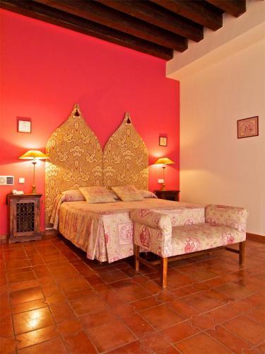 Habitación Doble - 1 o 2 camas Palacio Ayala Berganza 8
