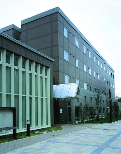Sapporo International Youth Hostel