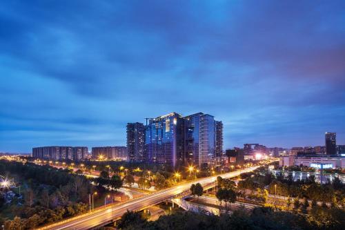 M Hotel Chengdu front view