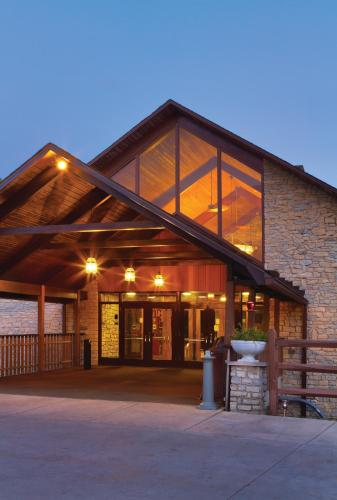 Burr Oak Lodge