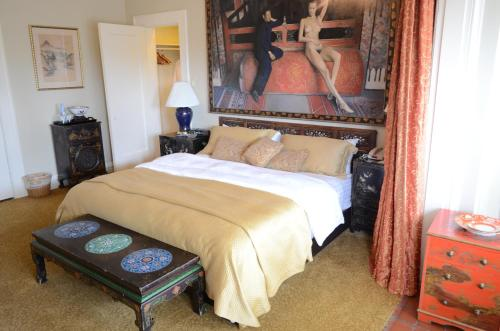 Guestroom La Colombe d'Or