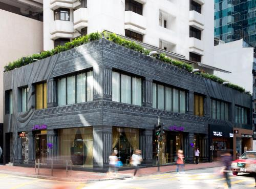 J Plus Hotel by YOO front view
