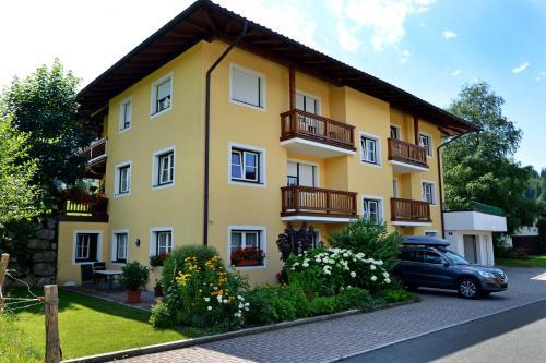 Appartement Lisa Schweiger - Apartment mit 2 Schlafzimmern und Terrasse