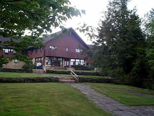 Blackwater Falls State Park Lodge Image