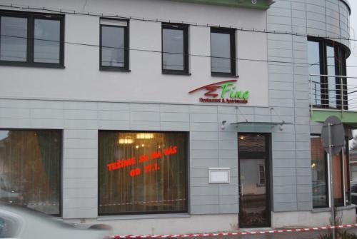 Fine Restaurant & Apartments