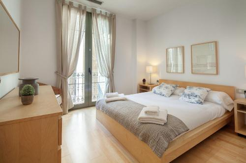 Отель Habitat Apartments Arc de Triomf 0 звёзд Испания