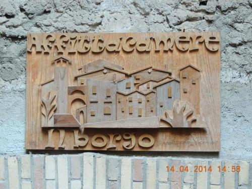 Отель Il Borgo Affitacamere 0 звёзд Италия