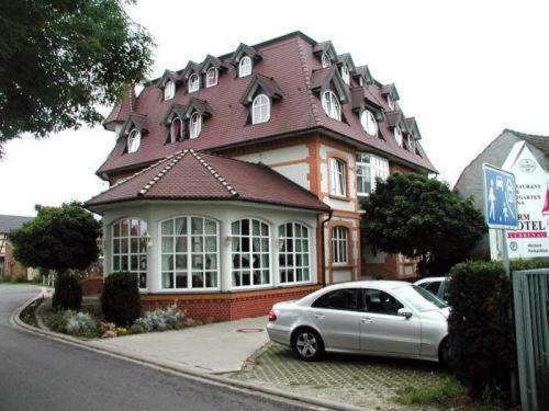Отель Turmhotel Lübbenau 0 звёзд Германия