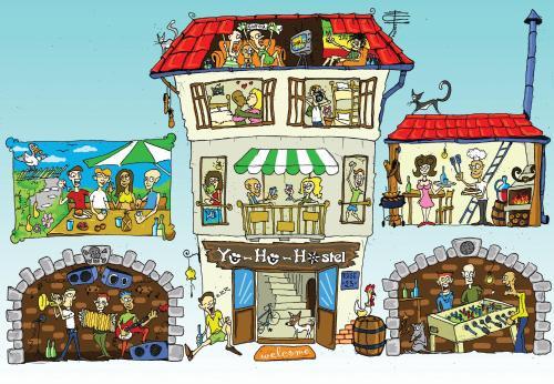 Picture of Yo Ho Hostel