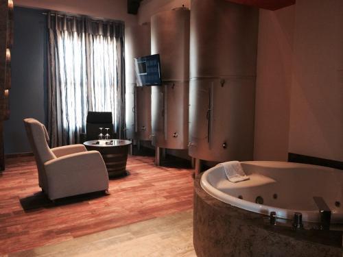 Suite Superior - Uso individual Hotel el Lagar de Isilla 9