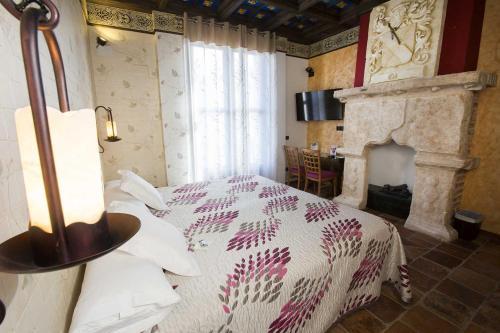 Habitación Doble - 1 o 2 camas - Uso individual Hotel el Lagar de Isilla 13
