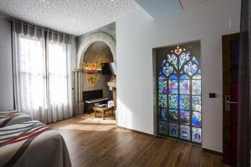 Habitación Doble - 1 o 2 camas - Uso individual Hotel el Lagar de Isilla 12