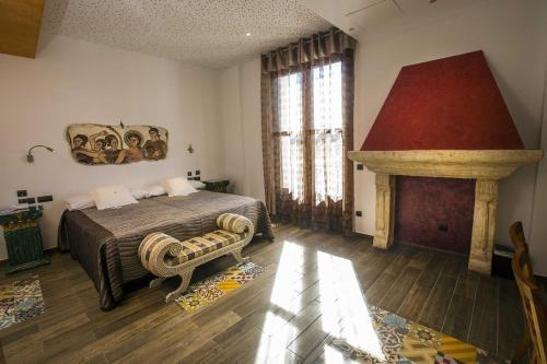 Habitación Doble - 1 o 2 camas - Uso individual Hotel el Lagar de Isilla 10