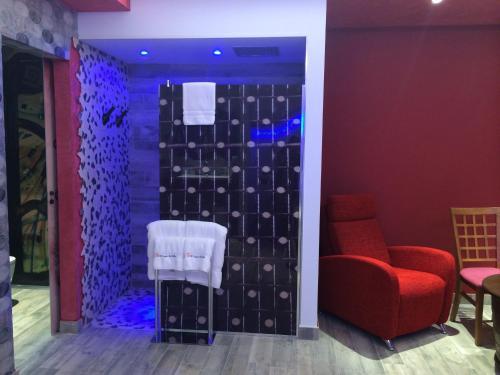 Habitación Doble - 1 o 2 camas - Uso individual Hotel el Lagar de Isilla 7