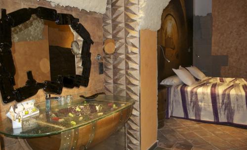 Habitación Doble - 1 o 2 camas - Uso individual Hotel el Lagar de Isilla 11