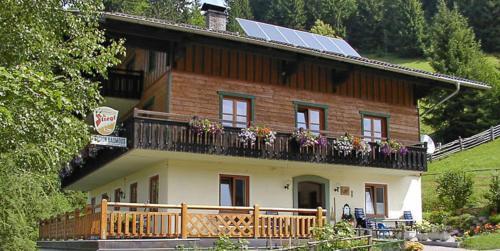 Hallmooshof - Apartment mit 1 Schlafzimmer und Balkon