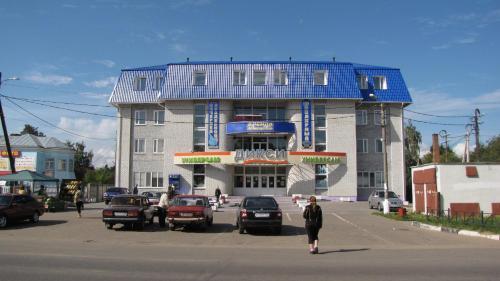 Отель Зарайск ТГК
