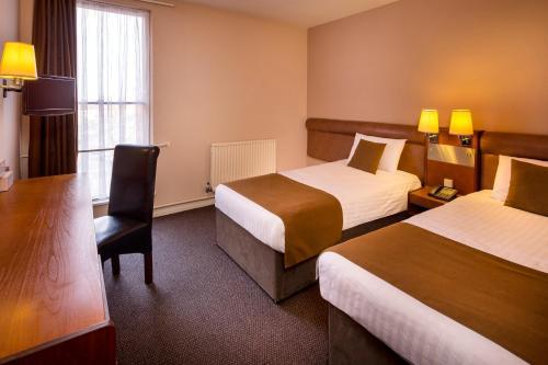 Corus St James Hotel
