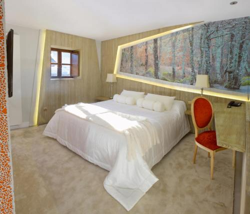 Superior Double Room Hotel Las Treixas 2