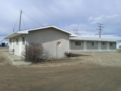 Grenfell Homesteader Motel