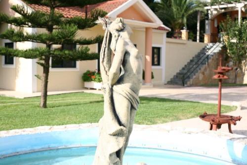 Residence Poseidon, Spartiá