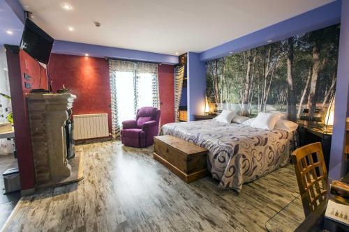 Suite Junior - Uso individual Hotel el Lagar de Isilla 4