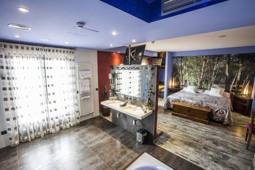 Suite Junior - Uso individual Hotel el Lagar de Isilla 5