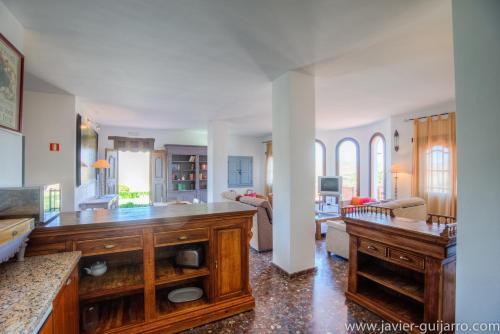 Apartment mit 3 Schlafzimmern (6 Erwachsene) Hotel Villa Maltés 4