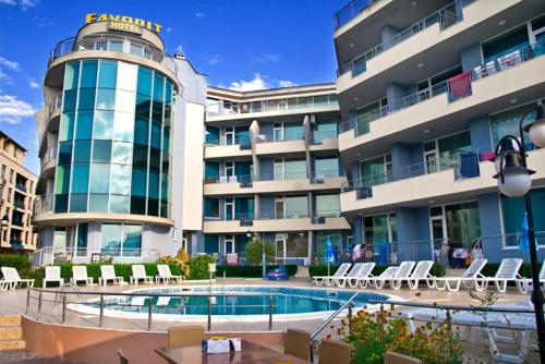 Favorite Apartment Sunny Beach